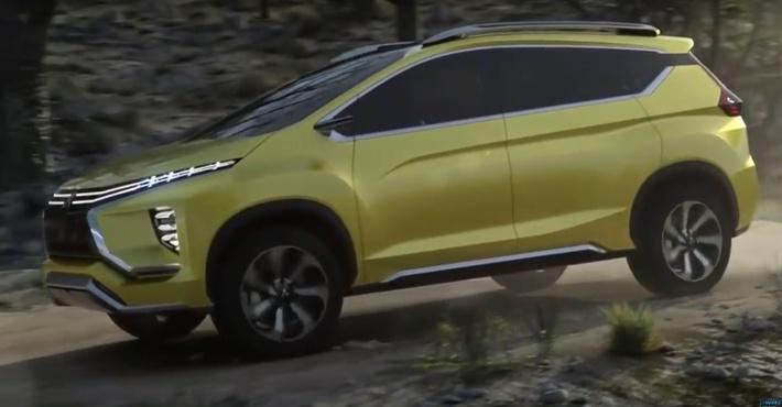 Мицубиси на автомобильном салоне вЛос-Анджелесе представит концептуальный автомобиль еХ