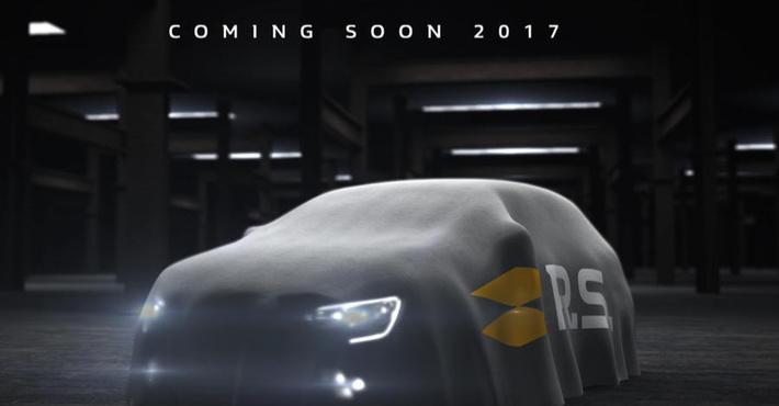 New Megane RS
