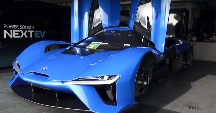 Nextev сделает конкурента Tesla Model Xпоцене Тоёта