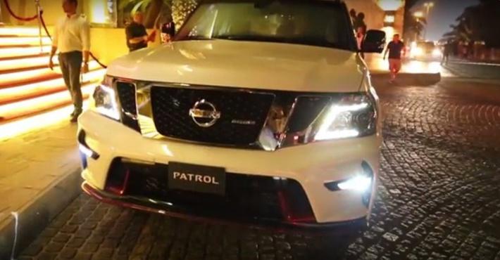 Nissan NISMO Patrol