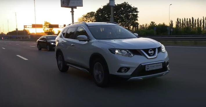 Летом «Nissan X-Trail» стал наиболее популярным кроссовером в столице России