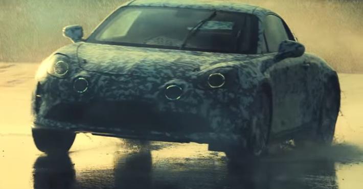 Новый спортивный автомобиль отRenault-Nissan будет прямым конкурентом Порш Cayman