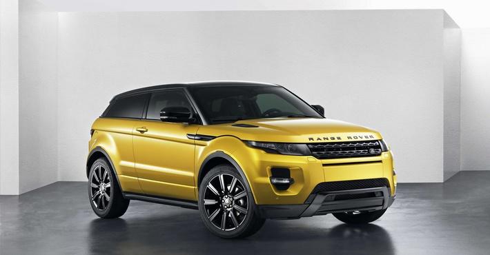 Прототип Range Rover Sport Coupe замечен наНюрбургринге