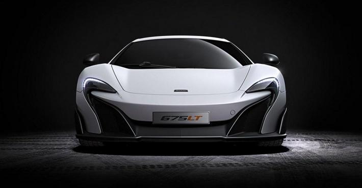 McLaren Spider 675LT