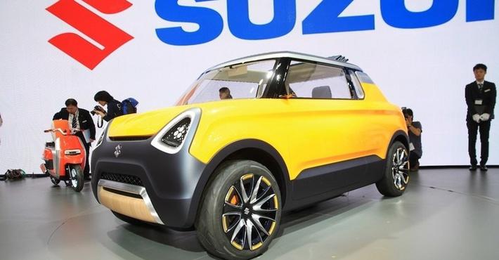 Suzuki Mighty Deckна