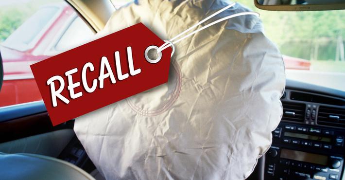 подушка безопасности Takata