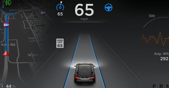 Маск рассказал обособенностях обновления системы автопилота Tesla