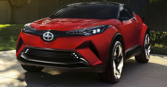 Toyota Scion C-HR