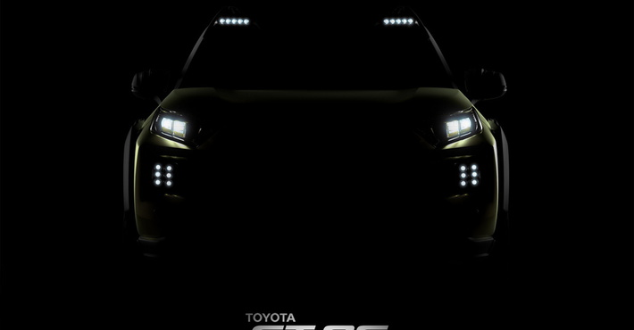 Toyota FT-AC Adventure