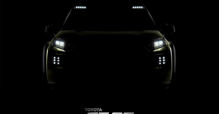 Toyota FT-AC Adventure