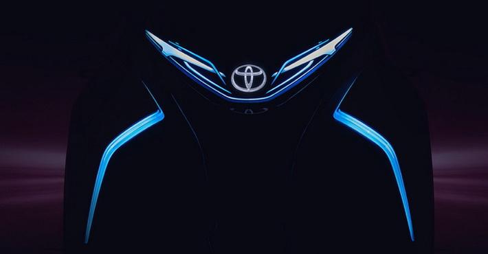 Тойота анонсировала концептуальный автомобиль нового электрокара