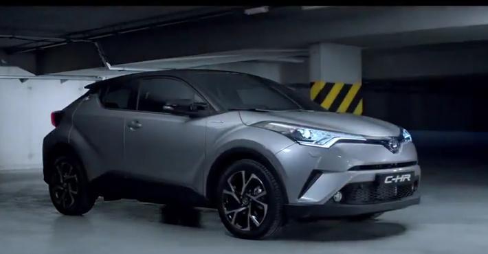 Toyota С-HR
