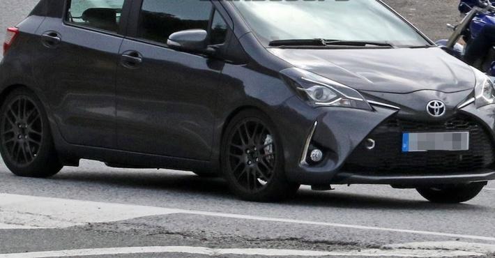 Toyota тестирует практичную версию Yaris GRMN class=