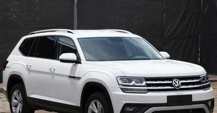 Рассекречен новый VW Teramont