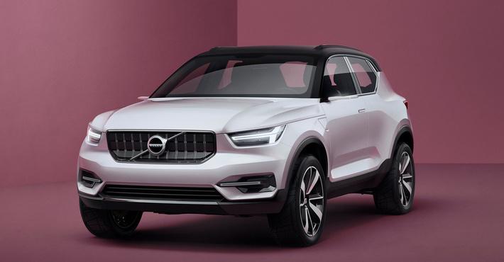 Volvo не будет делать компактные модели