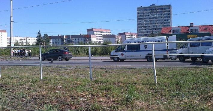 взрыв БМВ в Петрозаводске