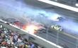 ДТП на гонках NASCAR