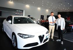 Alfa Romeo Giulias