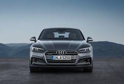 Audi A5 2017 Sportback и S5 Sportback
