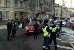 автопробег в Москве