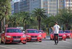 BMW M235i в ролике