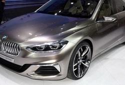 концепт седана BMW 1-й серии
