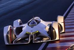 концепт Chaparral 2X Vision GT