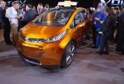 концепт Chevrolet Bolt