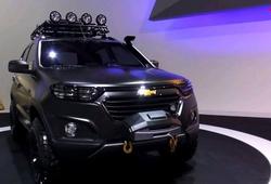 Chevrolet Niva 2 показали перед Московским автосалоном