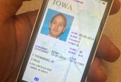 цифровые водительские права