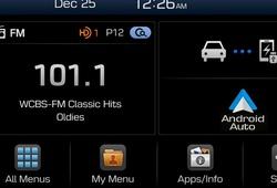 информационно-развлекательная система Display Audio