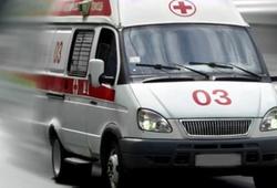 ДТП с участием школьного автобуса в Уфе