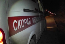 ДТП на Колыме