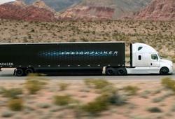 концепт Freightliner Inspiration Truck