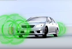 Toyota Intelligent Clearance Sonar (ICS)