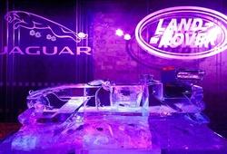 ледяные сани Jaguar F