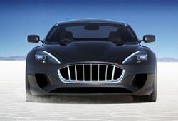 Kahn Design Aston Martin WB12 Vengeance