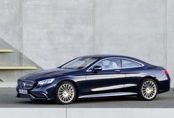 Купе Mercedes-Benz S63 AMG