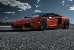 Lamborghini Aventador LP700-4 от Vorsteiner