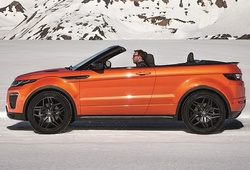 кабриолет Land Rover Evoque