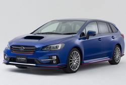 Subaru STI Levorg
