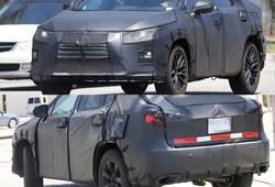 семиместный Lexus RX