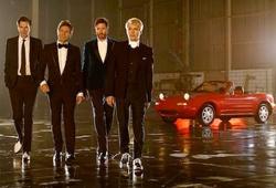 Duran Duran презентует новую Mazda Miata