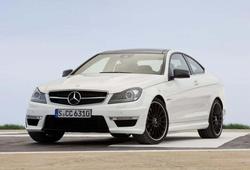 купе Mercedes-AMG C63