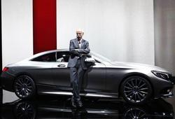 Mercedes-Benz S-класса Pullman