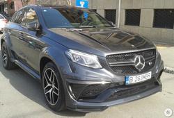 Mercedes-Benz CLR G800 Lumma