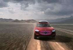 Mercedes-Benz G-Code