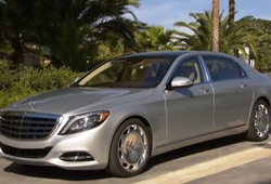 Mercedes-Maybach S 400 4MATIC