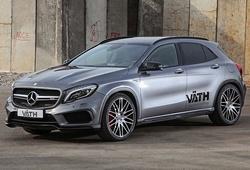 Mercedes GLA AMG 45