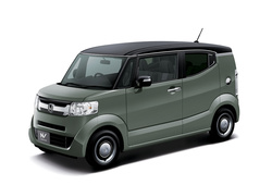N-Box Slash Kei Car